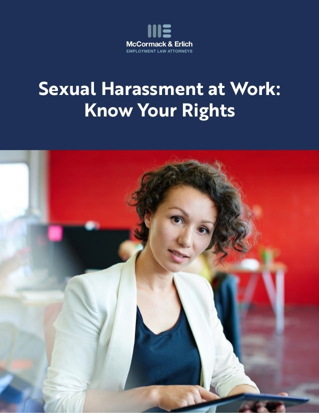 Sexual harassment lawyer san francisco