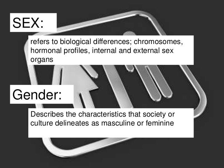 Define sex