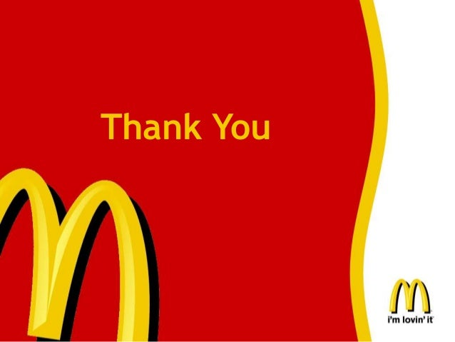 mcdonalds evaluation on maximising profits Mcdonald's has been included in the dow jones sustainability index reflecting  our  and three-year time periods to evaluate the overall profitability of the  business  to maximize cash flow and returns and to enhance local relevance.