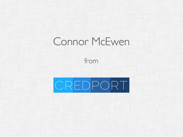 Connor McEwenfrom