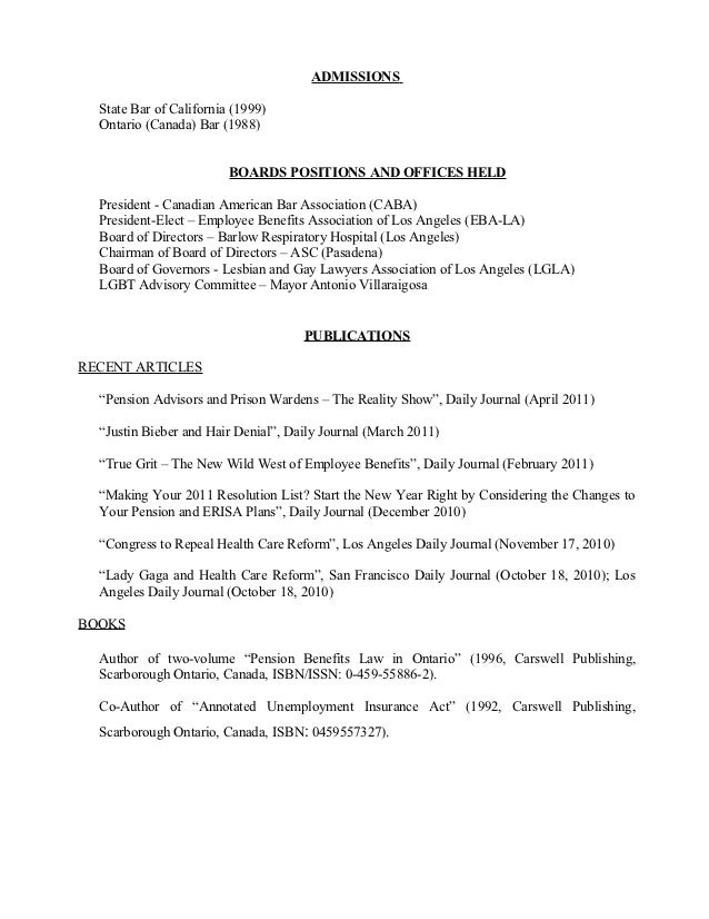 lawyer resume bar admission functional resume format for