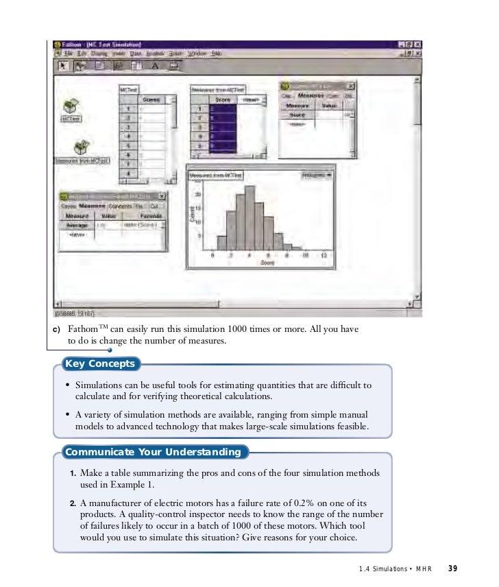 mhr mathematics of data management study guide