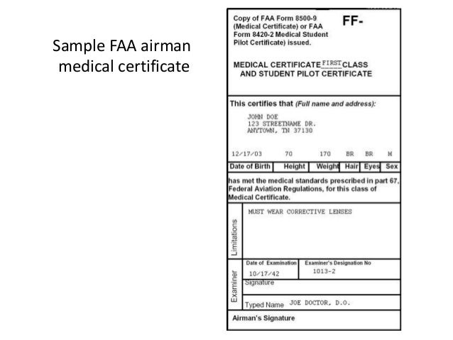 MEDICAL CERTIFICATE – Medical Certificate Form