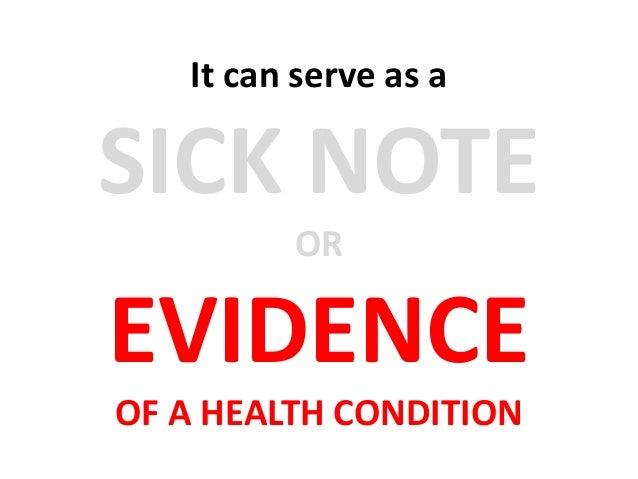 MEDICAL CERTIFICATE – Medical Certificate