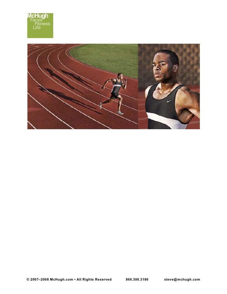 Mchugh Download Fitness Slide 3