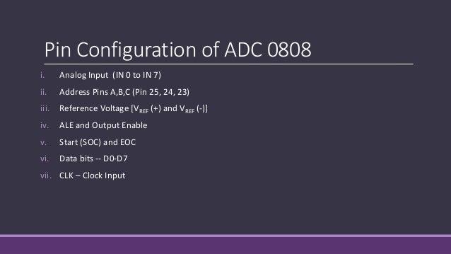 analog to digital converters  block diagram of 0808 #13