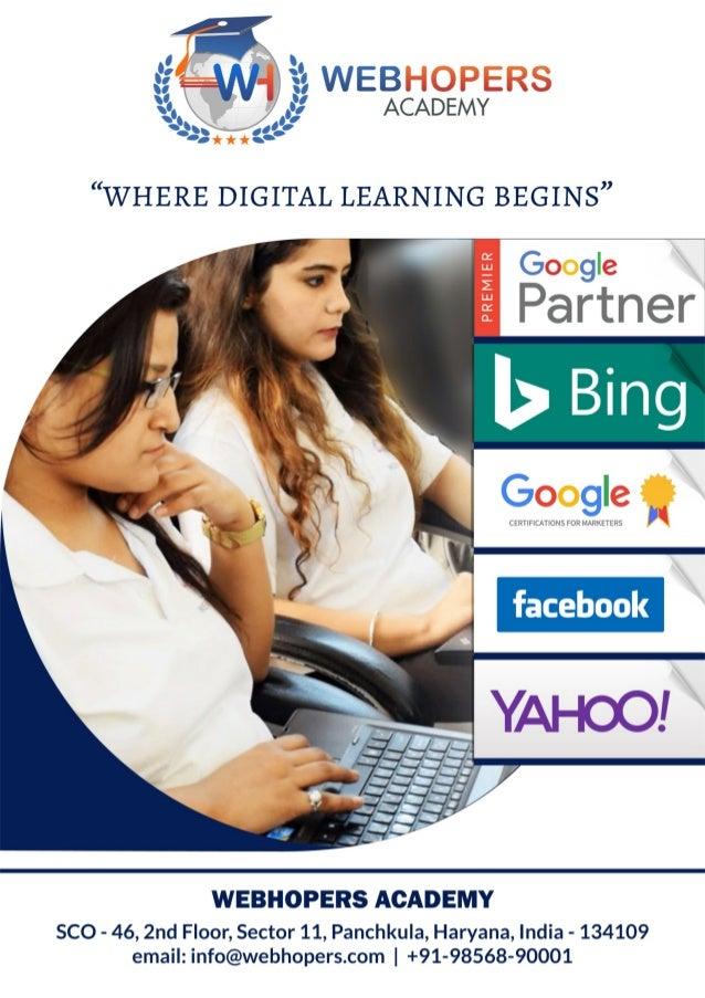 MCITP Training In Chandigarh - WebHopers Academy