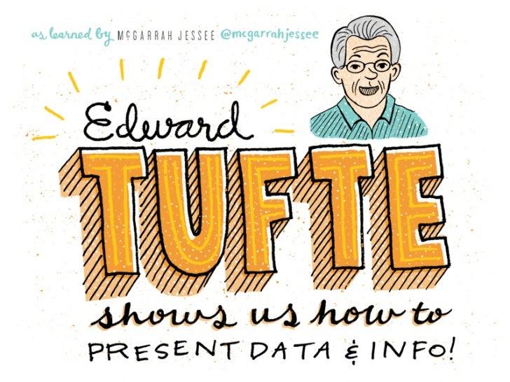 MCJ Edward Tufte Notes