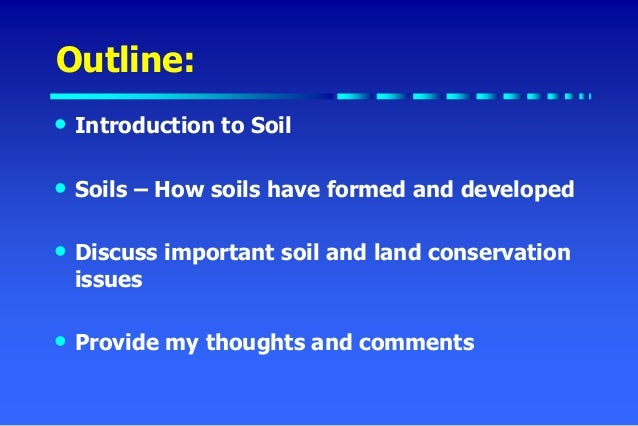 Soil your very important natural resource for Soil as a resource introduction