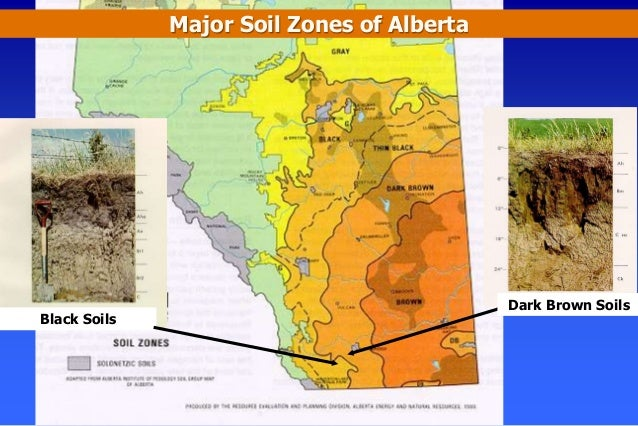 soil your very important natural resource On soil zones of alberta