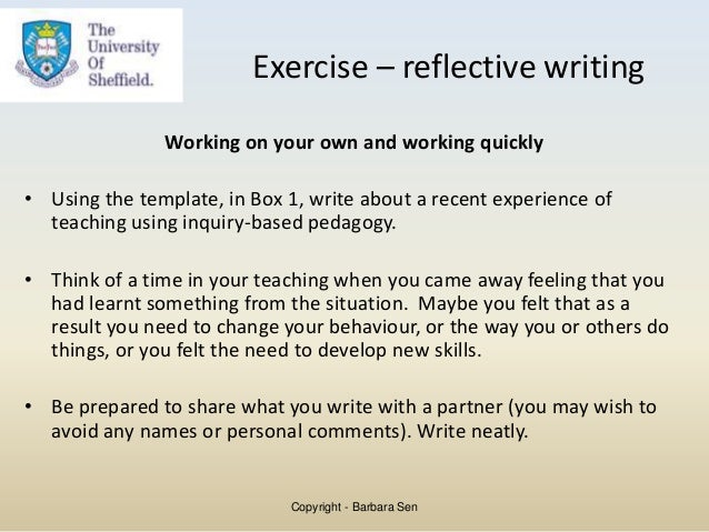 information literacy reflective essay Posts about reflective writing written by  meant by reflective writing and how to write in a reflective  credo digital award for information literacy.