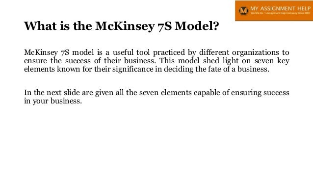 Mckinsey7s Framework Model  Slide 3