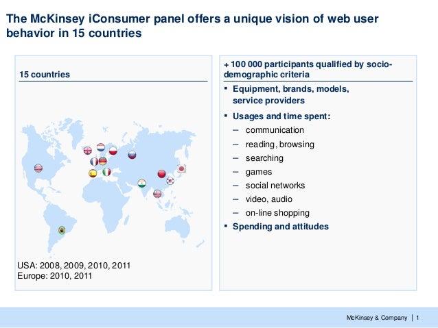 Digital consumer: Five major trends Slide 2