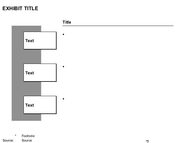 Mckinsey presentation template ccuart Choice Image