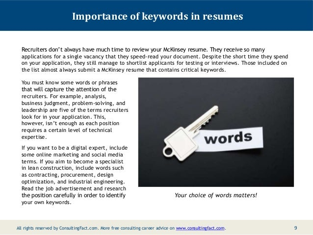 SlideShare  Sample Resume Skills