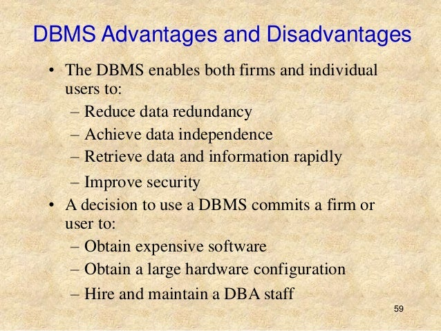 knowledge management systems advantages and disadvantages Depending on organization deployment, usage and extraneous factors, some disadvantages related to management information systems can come to the fore.