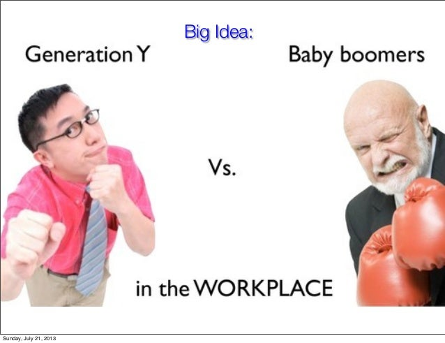 Big Idea: Sunday, July 21, 2013