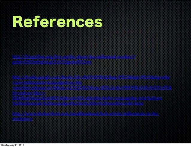 References http://blog.tifwe.org/0ive-‐myths-‐about-‐the-‐millennial-‐worker/? gclid=CMSlm8qDsLgCFaU5QgodaWEAvw http:...