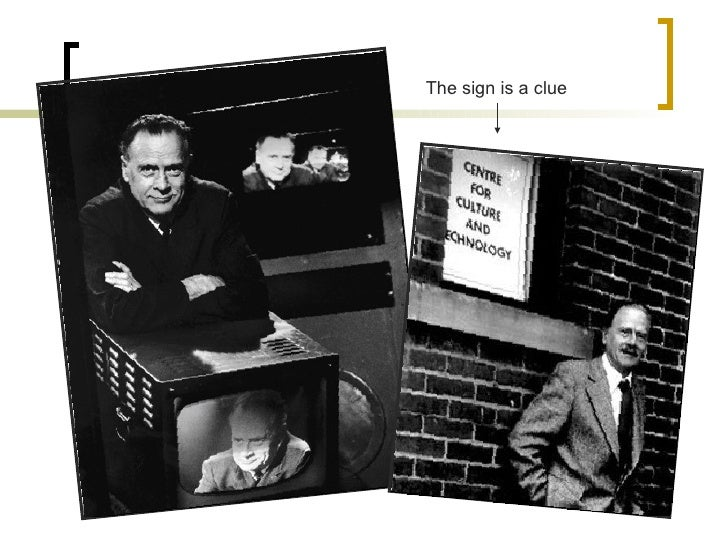 marshall mcluhan and the internet Marshall mcluhan and his relevance to teaching with technology  all this of  course preceded the internet and the world wide web by 25.