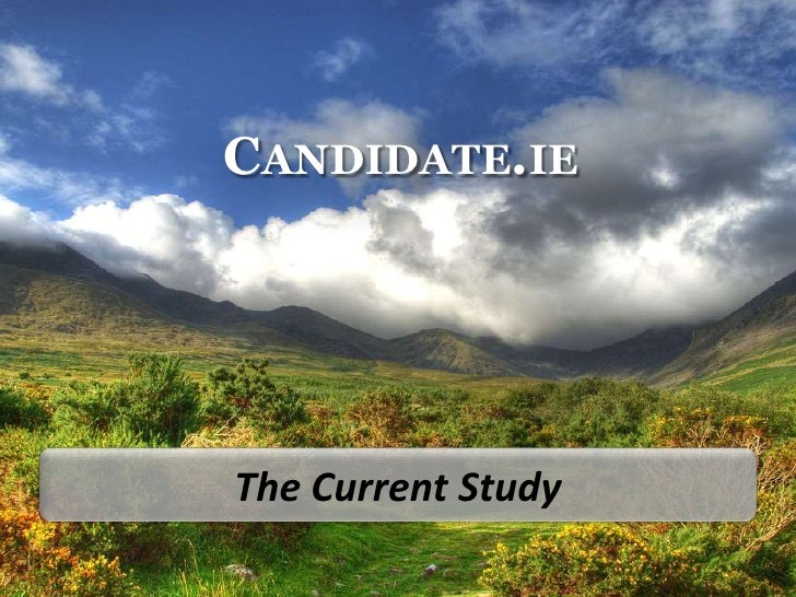 Mc Mahon, C. (2011). Social media usage by candidates in the 2011 Irish General Election Slide 3