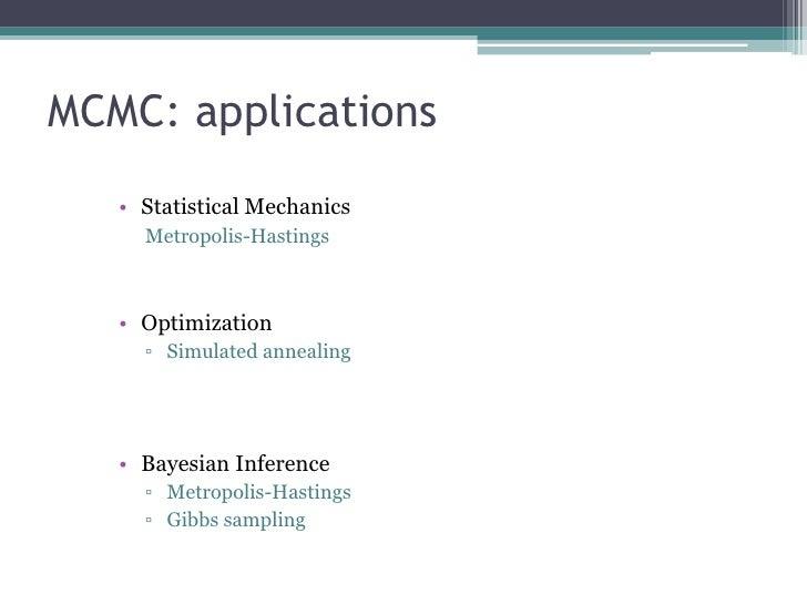 Markov Chain Monte Carlo explained