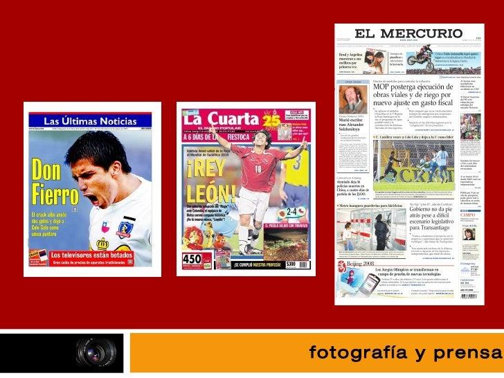 fotografía fotografía y prensa