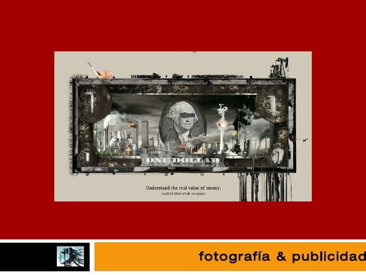 fotografía fotografía & publicidad