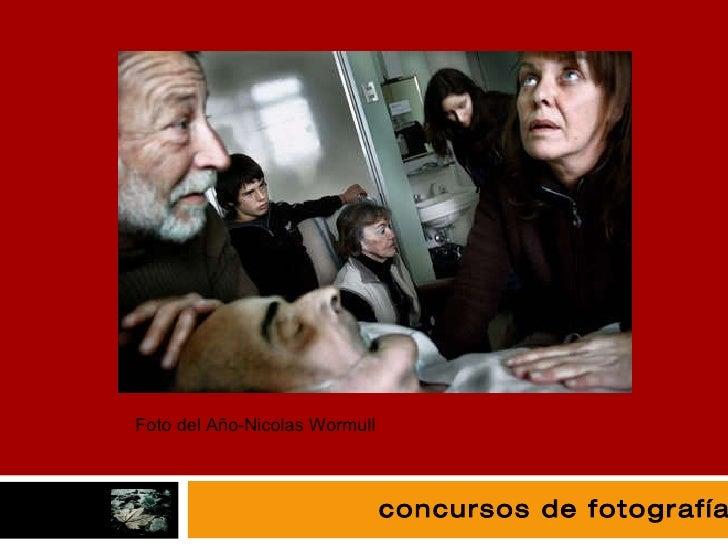 fotografía Foto del Año-Nicolas Wormull concursos de fotografía