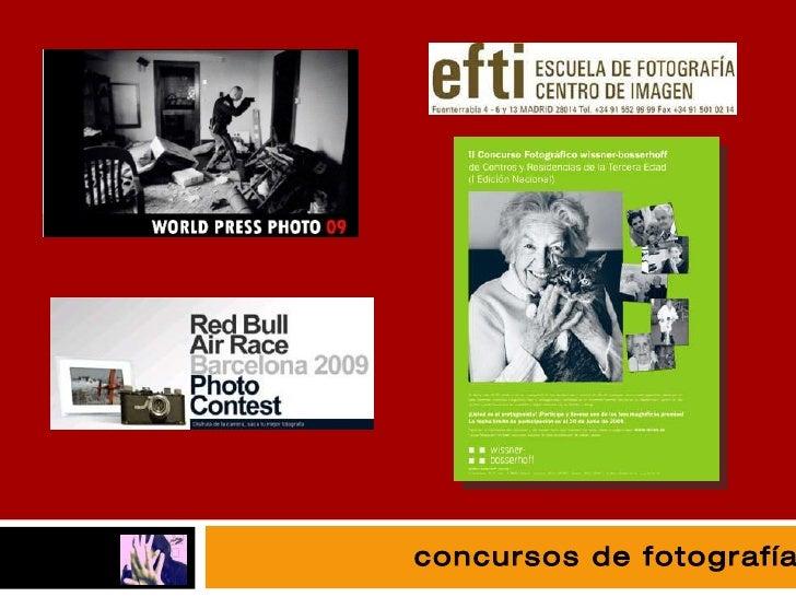 fotografía concursos de fotografía