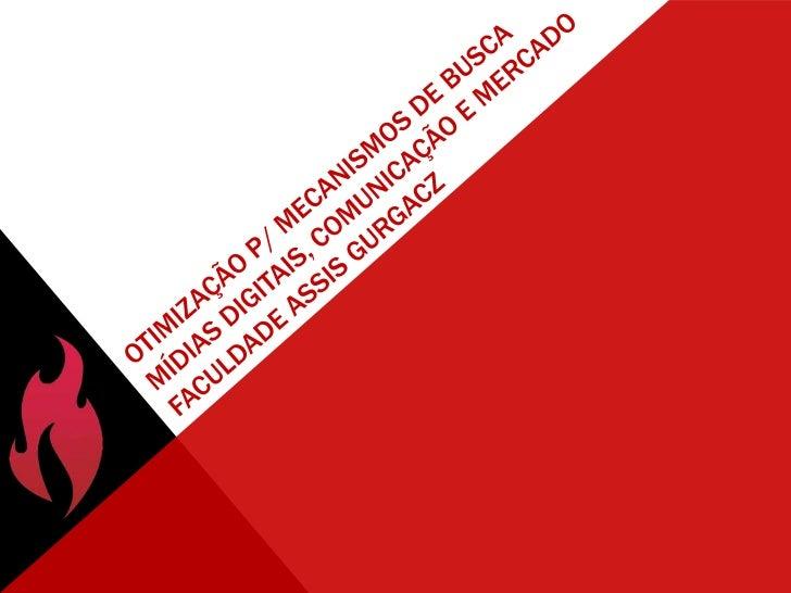 CONTEÚDO DA DISCIPLINA1. INTRODUÇÃO E CONCEITOS PRINCIPAIS DE SEO2. CONTEÚDO E ARQUITETURA3. SEO ON PAGE4. LINK BUILDING5....