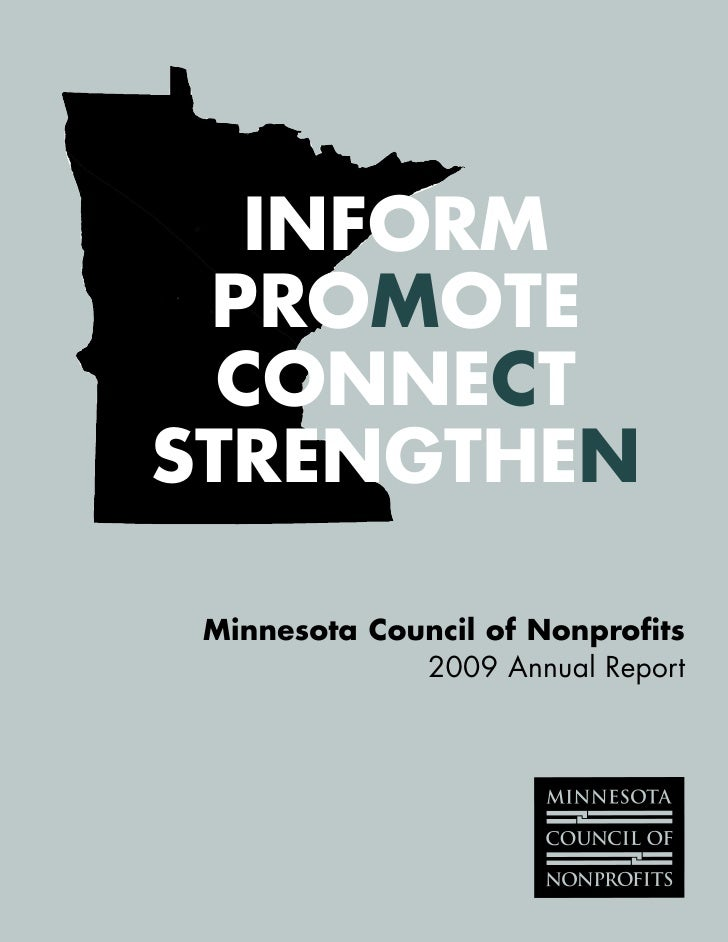 MCN 2009 annual report