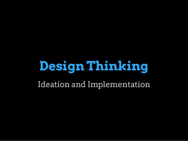 Listen  Build  Brainstorm