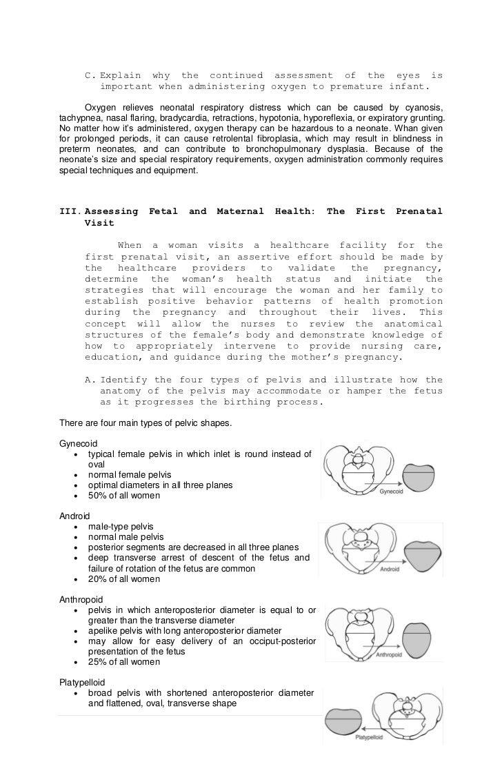Maternal and Child Nursing Slide 3