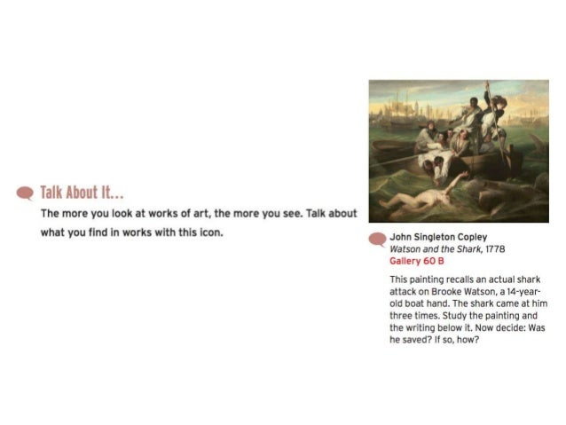 """Visitors… are interested in viewing the Gallery's """"must-see"""" works of art.  Our guide… highlights a small selection of key..."""