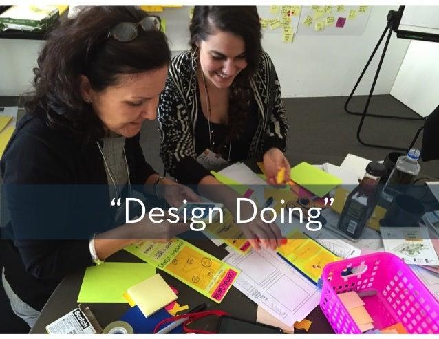 """""""Design Doing"""""""