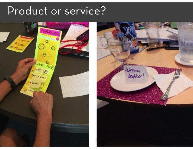 Share prototypes Testing best practices Hand over your prototype! Let the user touch it Show, don't tell! Stop talking + l...