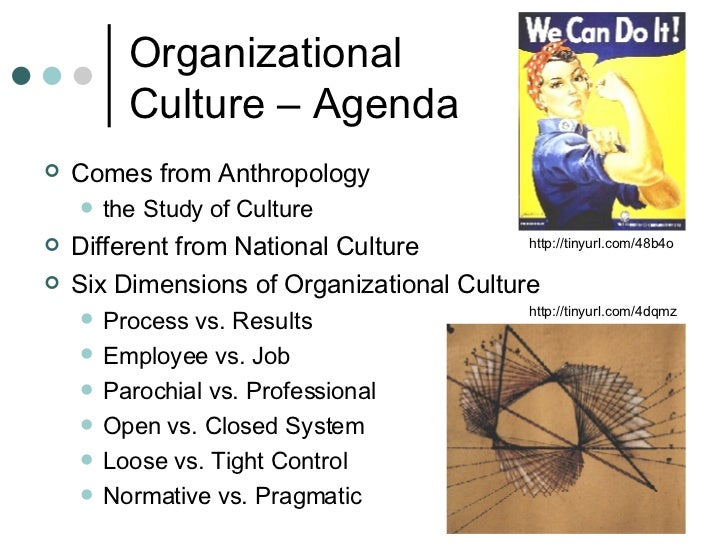 dimensions of national culture The cultural dimensions model of geert hofstede is  of differences / value perspectives between national  (the extent to which a culture is conducive.