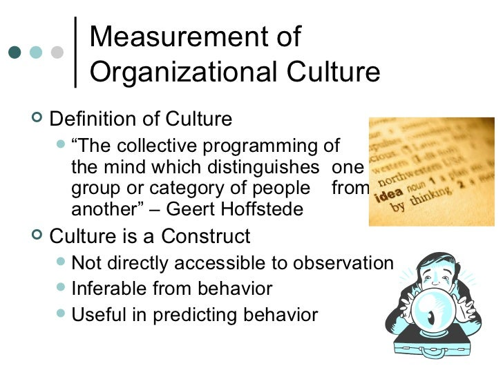 geert hofstede organization culture essay What do we mean by ''intercultural learning  hofstede's five cultural dimensions essays read this essay on geert hofstede  aligning your organization's culture.