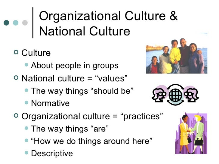 """five value dimensions of national culture described by hofstede """"traditional"""" masculine work values namely, achievement, control and power  1989) hofstede refers to national culture as the process of collective mental programming since we are less."""