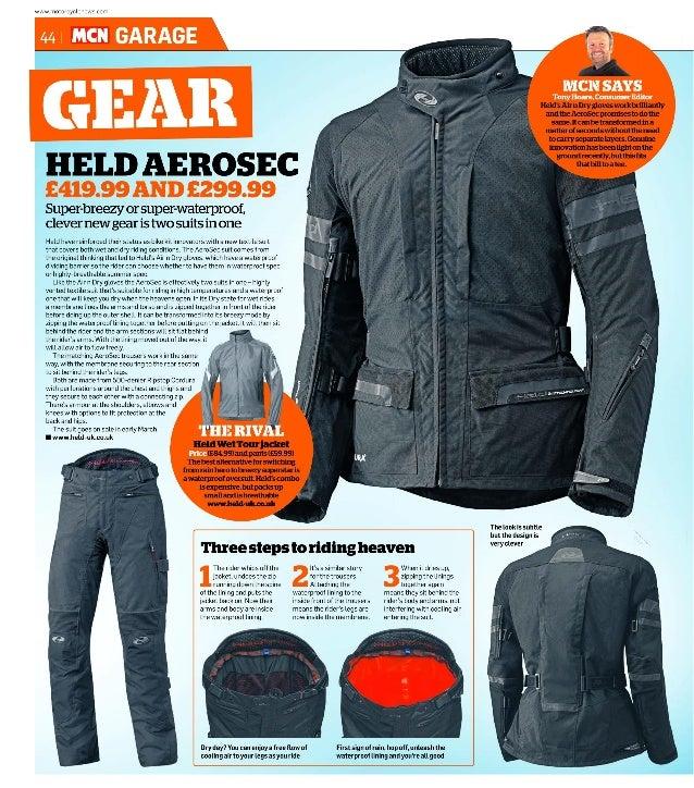 Held 6641 Aerosec Review