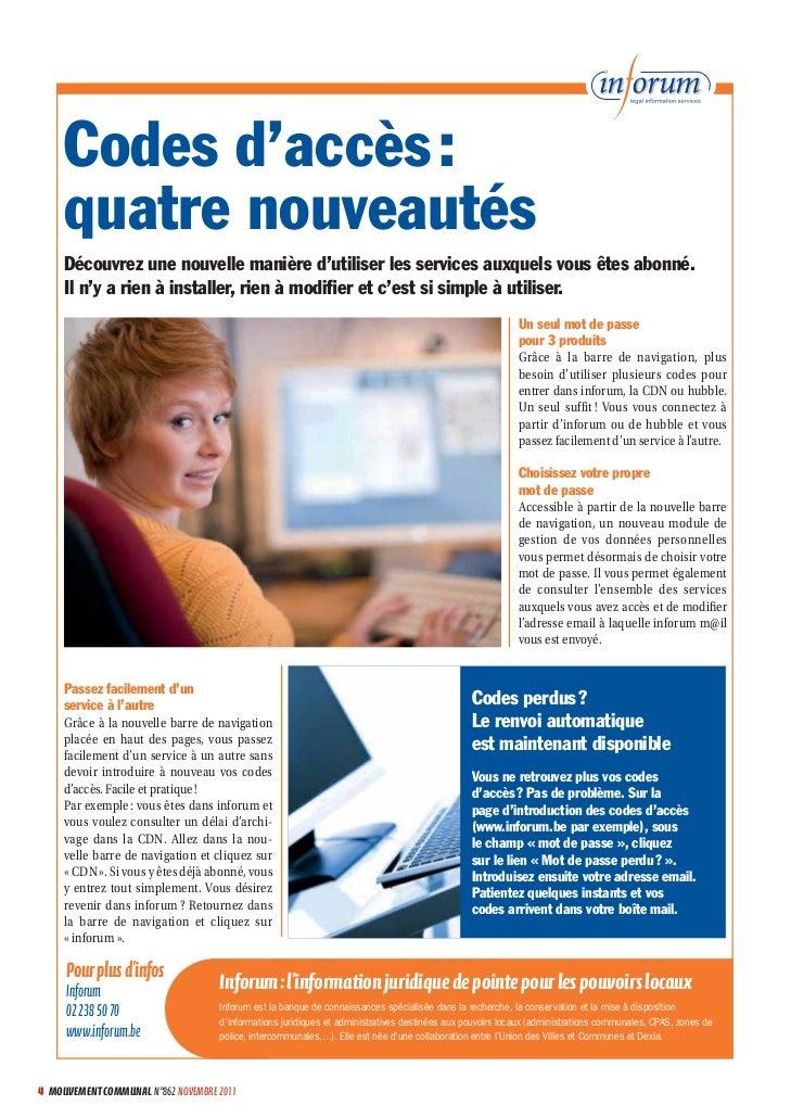 Sommaire6                              L'invité du mois                               Edouard Delruelle, Directeur adjoint...