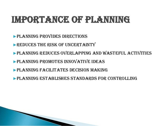 Types of plans in principles of management | marketing.