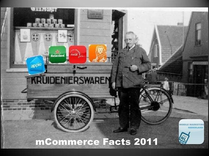 mCommercemCommerce Facts 2011