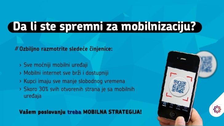 Da li ste spremni za mobilnizaciju?◊    ›    ›    ›    ›    Vašem poslovanju treba MOBILNA STRATEGIJA!