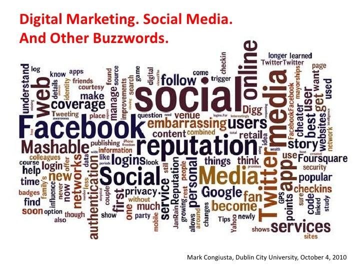 Digital Marketing Manager Dublin