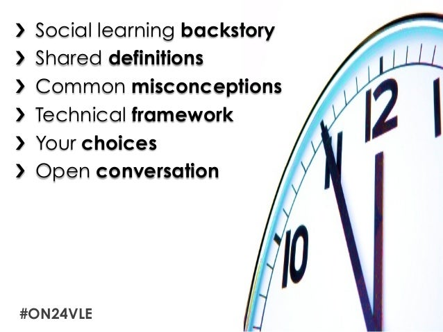 If Social Learning is the Answer, What's the Question? Slide 3