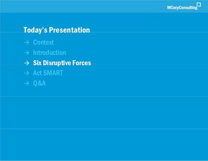 Smart Customers, Stupid Companies | Visual Media 011 | May 12, 2011               Today's Presentation                   ...