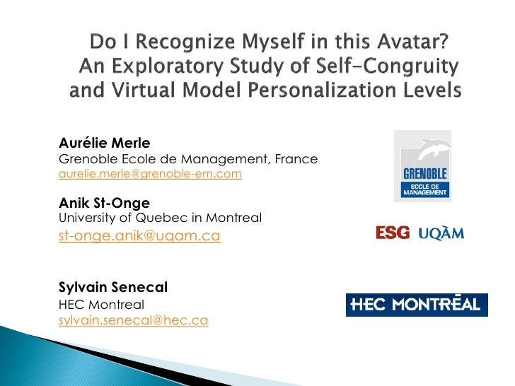 Aurélie Merle Grenoble Ecole de Management, France aurelie.merle@grenoble-em.com  Anik St-Onge University of Quebec in Mon...