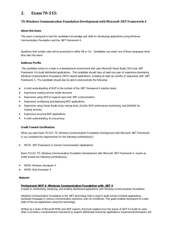 Guide To Mcpd Web Developer 4