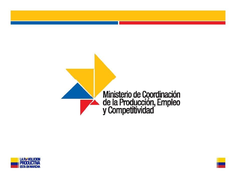 DESARROLLO DE LA INDUSTRIA  FARMACEÚTICA Y ATPDEA         Ú  Rueda de Prensa del Ministerio deCoordinación de la Producció...